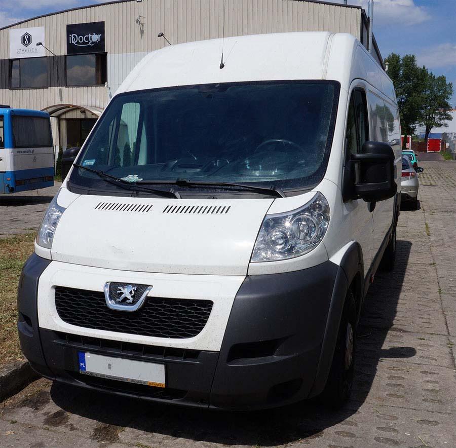 Wypożyczalnia aut dostawczych Łódź